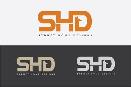 #174 para Logo Design for Sydney Home Designs por appothena