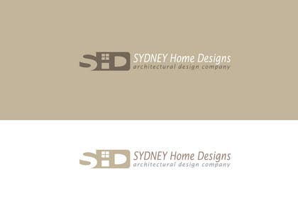 #225 cho Logo Design for Sydney Home Designs bởi emilymwh