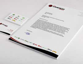 nº 29 pour I need a Business Card and Letterhead par Brandwar