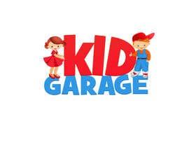 Nro 47 kilpailuun Kid Garage - where kids go to build, play and learn needs a logo käyttäjältä veranika2100