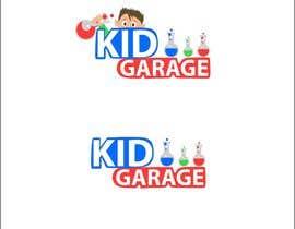 Nro 5 kilpailuun Kid Garage - where kids go to build, play and learn needs a logo käyttäjältä JosipBosnjak