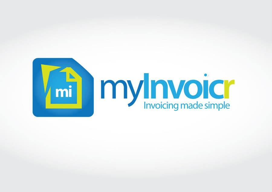 Конкурсная заявка №176 для Logo Design for myInvoicr