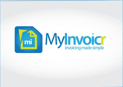 #57 for Logo Design for myInvoicr by marchyett