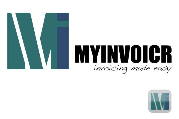 Конкурсная заявка №51 для Logo Design for myInvoicr