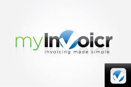 #66 for Logo Design for myInvoicr by jennfeaster