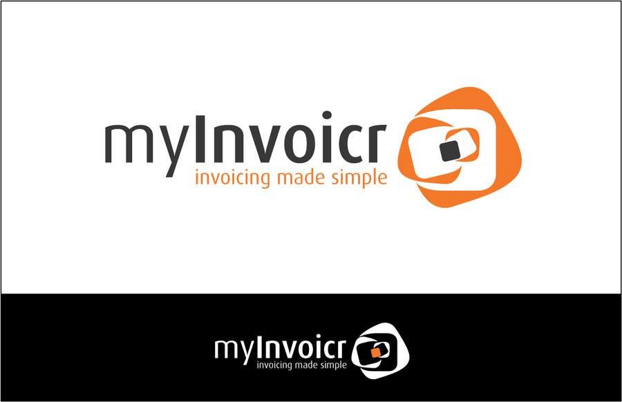 Bài tham dự cuộc thi #106 cho Logo Design for myInvoicr