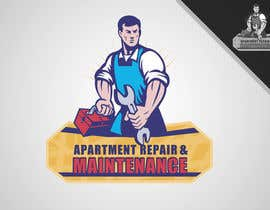 #95 para Design a Logo for Apartment Maintenance Comapny por kirtanwa