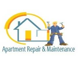 #144 for Design a Logo for Apartment Maintenance Comapny by miamia005