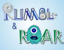 #2 para Design a Logo for Rumble and Roar por mgliviu
