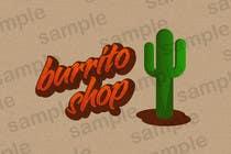 Proposition n° 17 du concours Graphic Design pour Logo Design for burrito shop