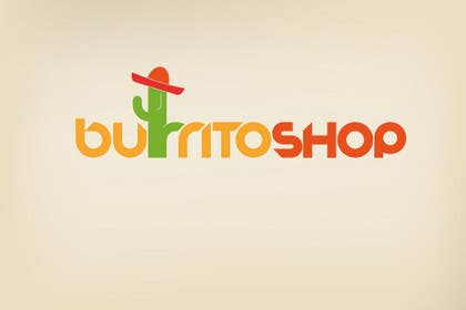 nº 1 pour Logo Design for burrito shop par hoch2wo