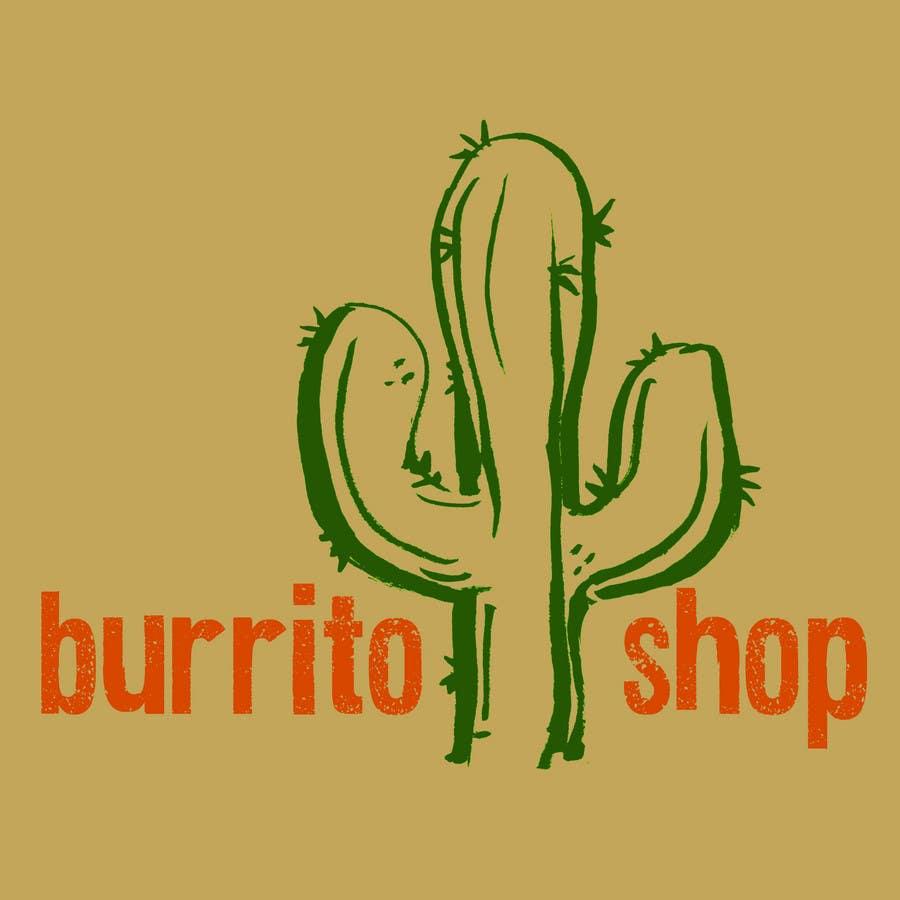 Proposition n°                                        98                                      du concours                                         Logo Design for burrito shop