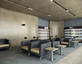 nº 24 pour CGI Interior Design First Class Airline Lounge par rymo666