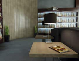 #25 para CGI Interior Design First Class Airline Lounge por rymo666