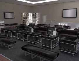 #14 for CGI Interior Design First Class Airline Lounge by Devane88