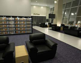 #12 untuk CGI Interior Design First Class Airline Lounge oleh marcoartdesign