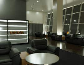 #7 для CGI Interior Design First Class Airline Lounge от marcoartdesign