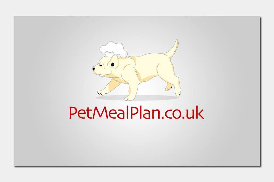 Proposition n°                                        3                                      du concours                                         Logo Design for PetMealPlan.co.uk