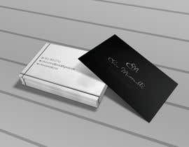 #40 untuk Design Spot UV Business Card for Fashion Designer oleh elcnozdmr