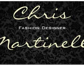 #36 para Design Spot UV Business Card for Fashion Designer por AK4YOU