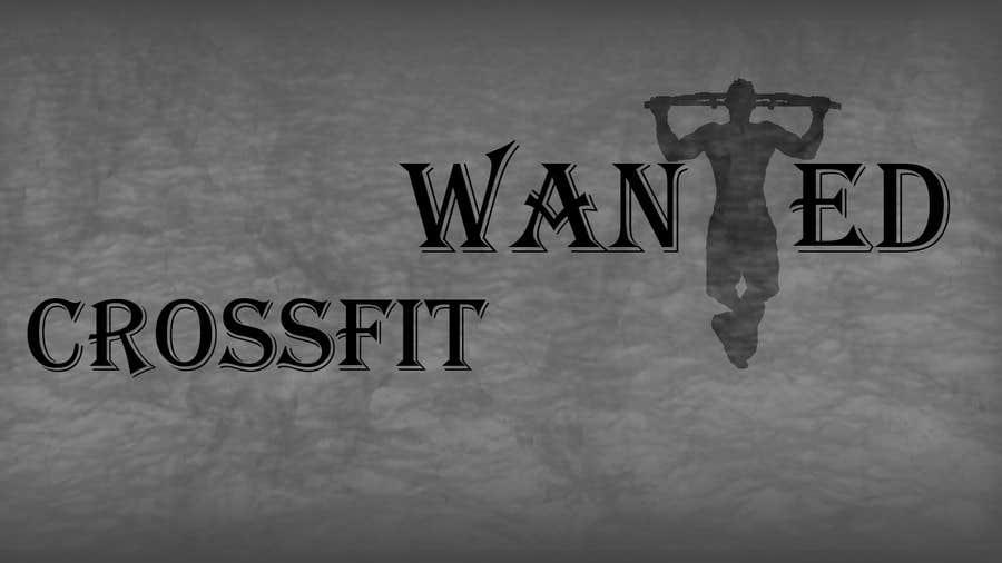 Bài tham dự cuộc thi #                                        46                                      cho                                         Design a Logo for CrossFit Wanted