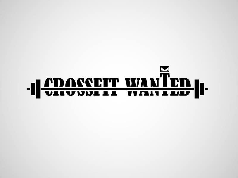 Bài tham dự cuộc thi #                                        13                                      cho                                         Design a Logo for CrossFit Wanted