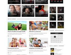 Nro 34 kilpailuun Design a Website Mockup käyttäjältä massoftware