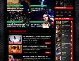Nro 63 kilpailuun Design a Website Mockup käyttäjältä freerix