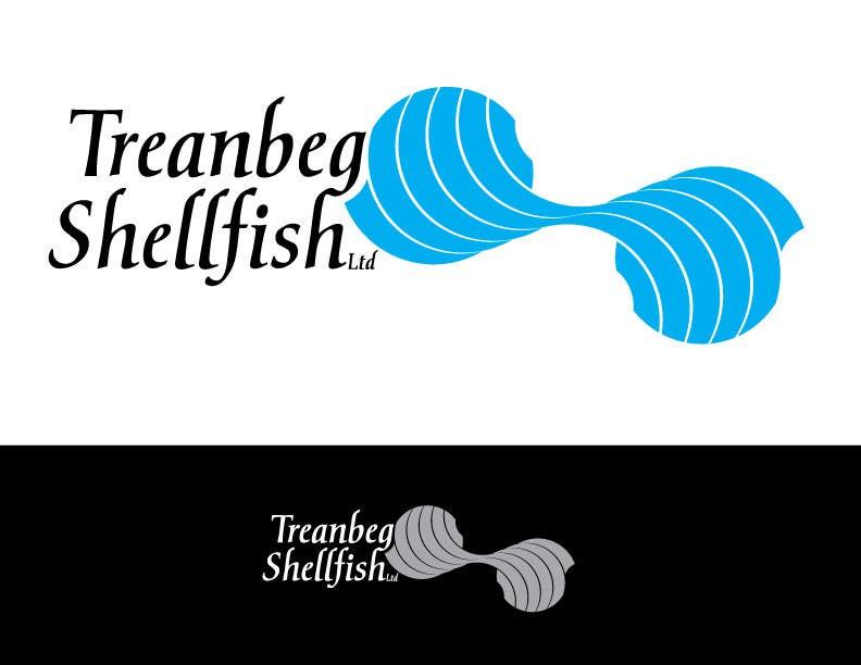 Entri Kontes #27 untukLogo Design for Treanbeg Shellfish Ltd
