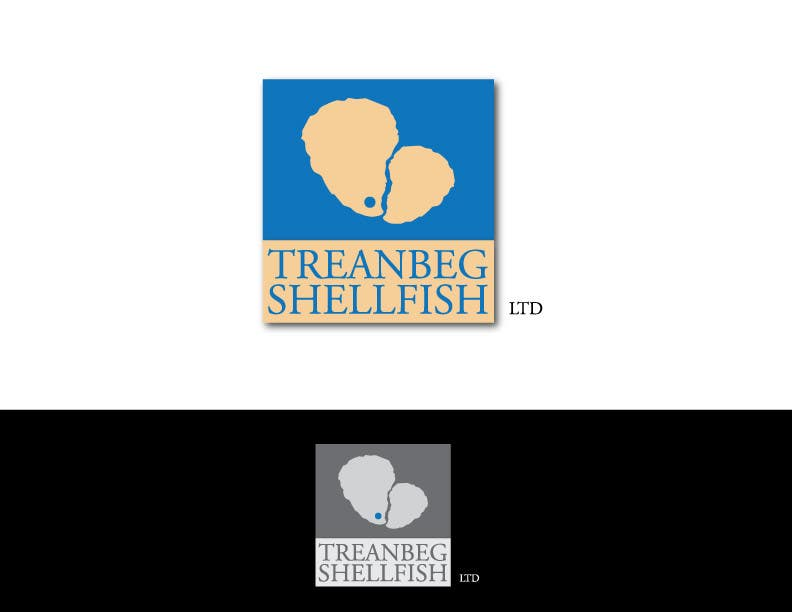 Intrare concurs #64 pentru Logo Design for Treanbeg Shellfish Ltd