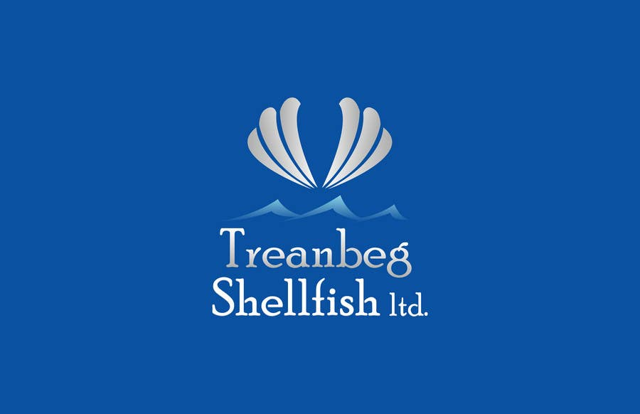 Intrare concurs #54 pentru Logo Design for Treanbeg Shellfish Ltd