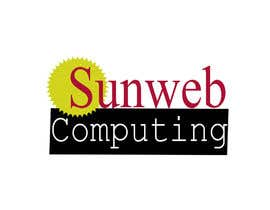 #36 para Design a Logo for SunWeb Computing por ginjin