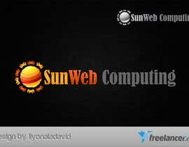 #50 for Design a Logo for SunWeb Computing by liyonaladavid