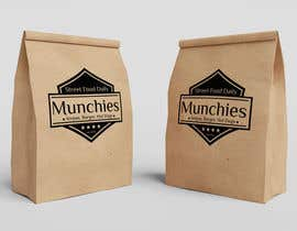 #24 untuk Munchies Restaurant Logo oleh Carlitacro