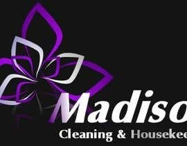 #5 untuk Design a Logo for Madison Cleaning and Housekeeping oleh elnazansari