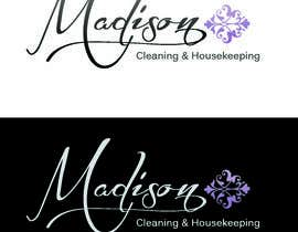 #7 untuk Design a Logo for Madison Cleaning and Housekeeping oleh asund