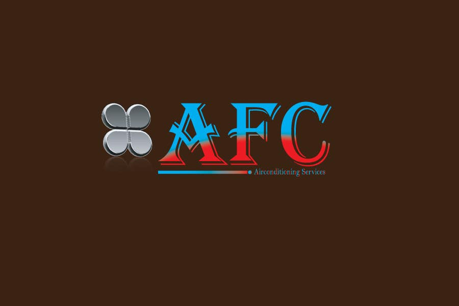 Konkurrenceindlæg #117 for Design a Logo for AFC Airconditioning Services