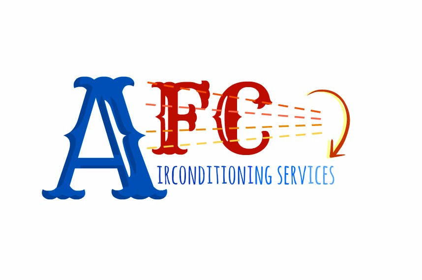 Konkurrenceindlæg #75 for Design a Logo for AFC Airconditioning Services