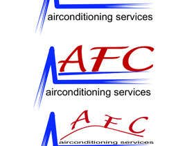 #174 for Design a Logo for AFC Airconditioning Services by netbih
