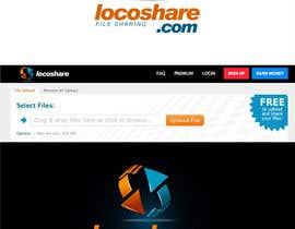 nº 30 pour Design a Logo for a file sharing website par sbelogd
