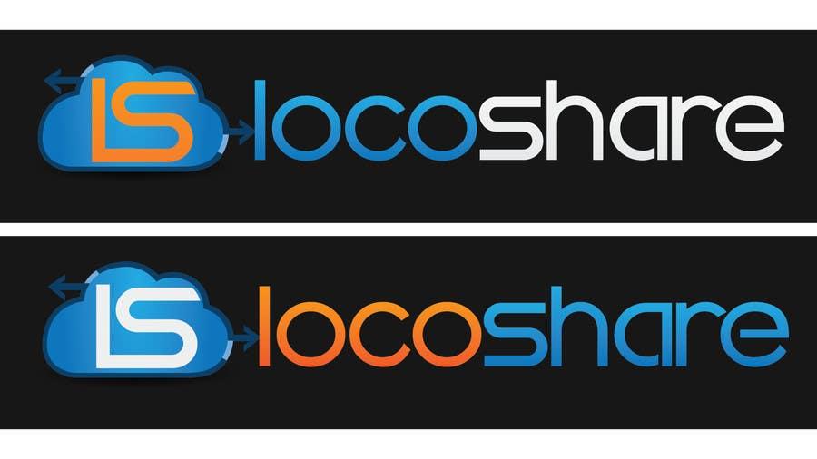 Konkurrenceindlæg #15 for Design a Logo for a file sharing website