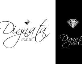 #83 para Design a Logo for Dignata Jewelry por BCgrass14