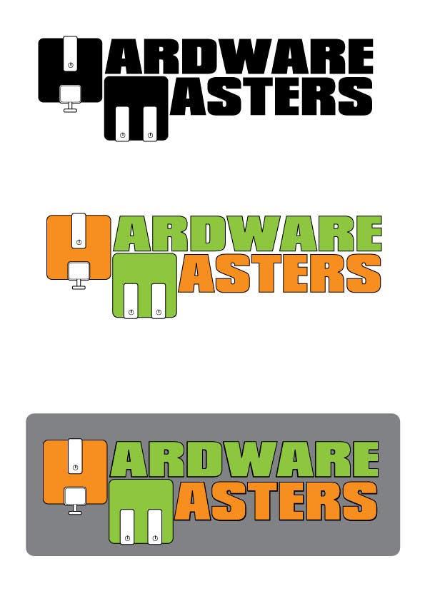 Konkurrenceindlæg #                                        28                                      for                                         Logo Design for Hardwaremaster