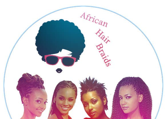 #37 for Design a Small Logo for www.AfricanHairBraids.com.au by MSMJAVA