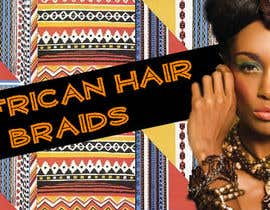 #6 for Design a Small Logo for www.AfricanHairBraids.com.au af JaideSpencer