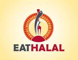 #98 for Design a Logo for Eat Halal af darkitten
