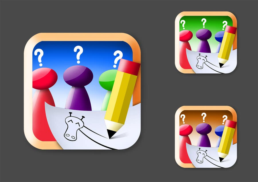 #338 for Design some Icons for Samsung Smart App Challenge 2013 by KhalfiOussama
