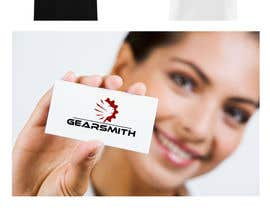 #34 for Gearsmith Logo by filipstamate