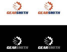 #53 for Gearsmith Logo by filipstamate