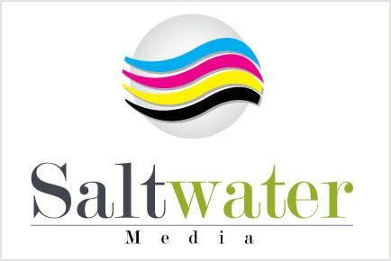 Contest Entry #38 for Saltwater Media - Printing & Design Firm